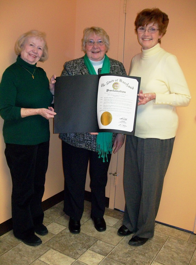 Irish American History Month Proclamation